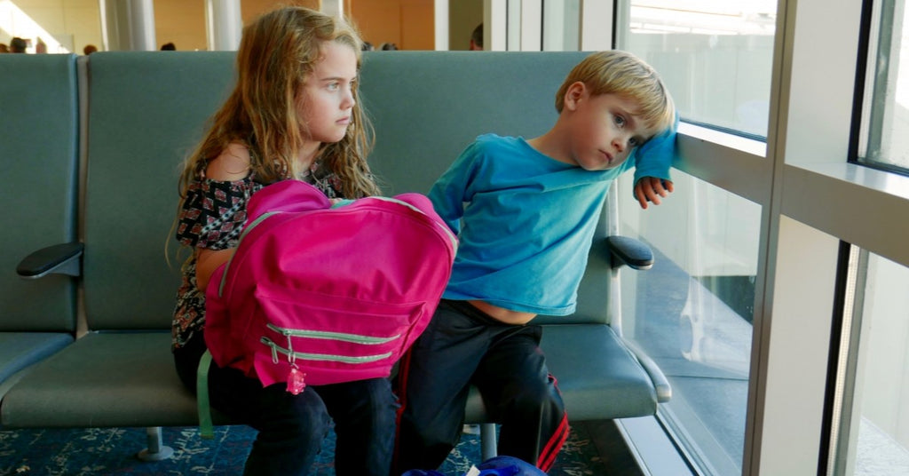 How to Fly with Kids