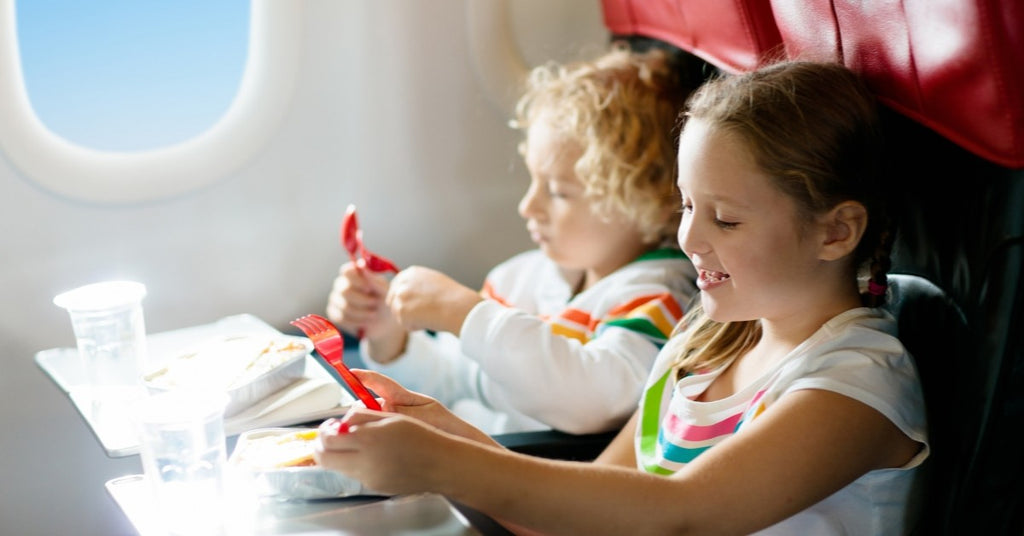 How to Fly with Kids, Part 2