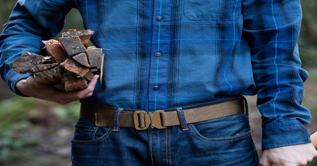 Fastening Your Klik Belt: It's About As Simple As It Gets