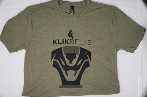 Klik Belts T-Shirt