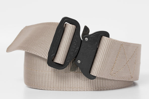 "1.75"" Wide Duty Belt Desert Sand"
