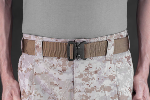 gun holster belt by Klik Belts