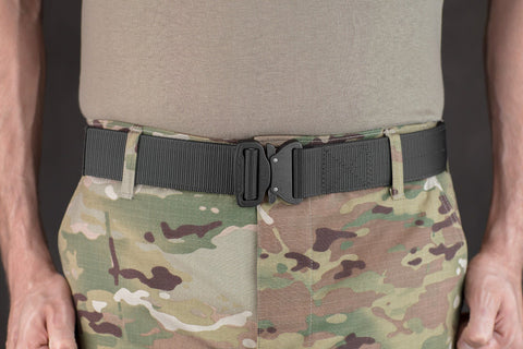women's tactical belts by Klik Belts