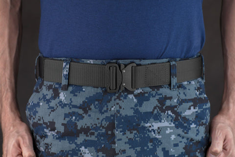 wide duty belts by Klik Belts