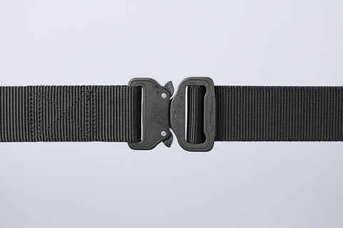 women's black belt by Klik Belts