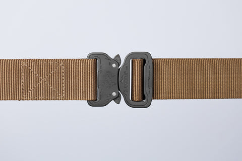 women's brown belt by Klik Belts