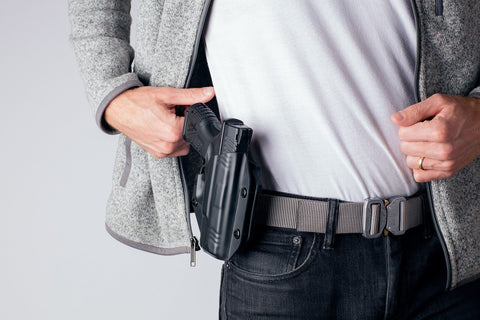 best concealed carry belt by Klik Belts