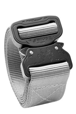 "1.5"" wolf gray colored belt for holsters"