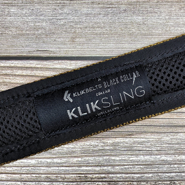Klik Sling 2-Point Modular Quick Adjust Rifle Sling