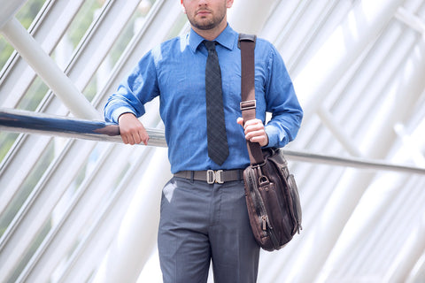 men's work belt by Klik Belts
