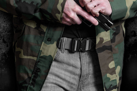 military belts for men and women by Klik Belts