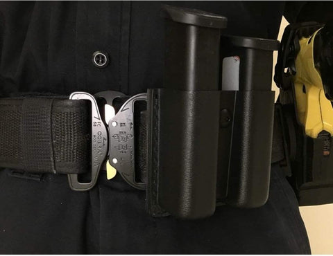 police duty belt by Klik Belts
