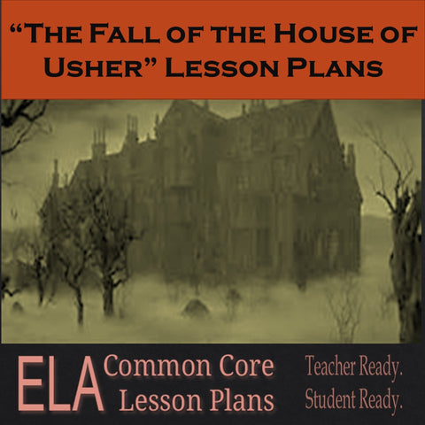 """The Fall of the House of Usher"" Unit Plan"