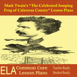 """The Celebrated Jumping Frog of Calaveras County"" Teaching Guide"