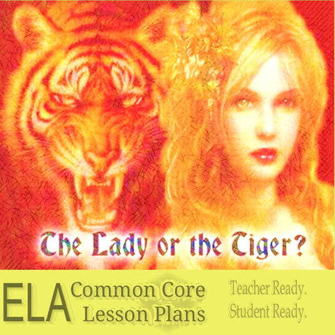 """The Lady or the Tiger"" Short Story Unit Plan"