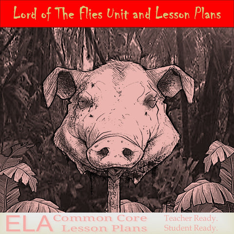 Lord of the Flies Teaching Unit and Lesson Plans