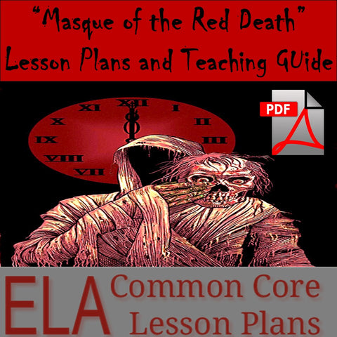 """Masque of the Red Death"" Lesson Plans and Teaching Guide"