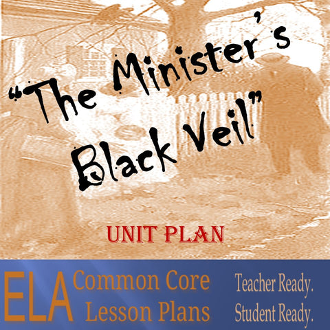 """The Minister's Black Veil"" Teacher's Guide"