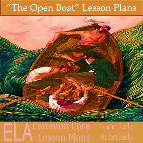 """The Open Boat"" Lesson Plans"