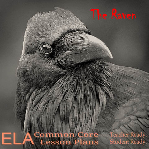 """The Raven"" Lesson Plans and Teaching Guide"