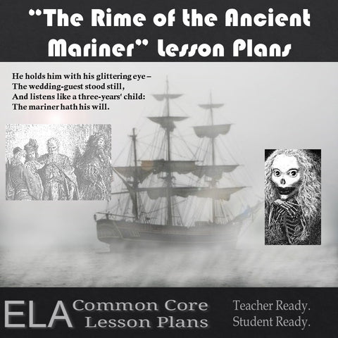 """The Rime of the Ancient Mariner"" Lesson Plans and Teaching Guide"