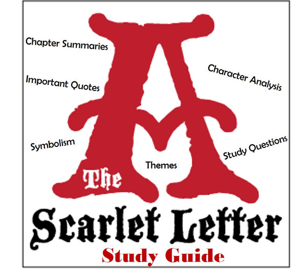 The Scarlet Letter Study Guide | Real Study Guides