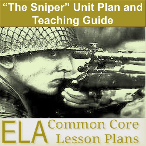 """The Sniper"" Unit Plan"