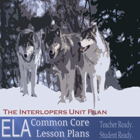 """The Interlopers"" Teaching Guide"