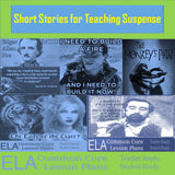 Short Stories for Teaching Suspense