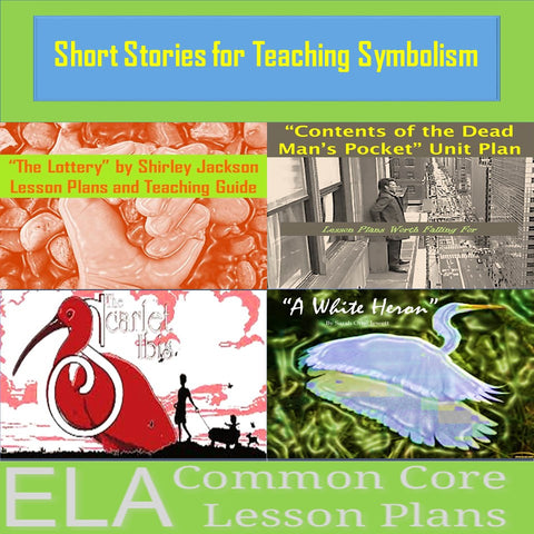 Short Stories For Teaching Symbolism Trent Media
