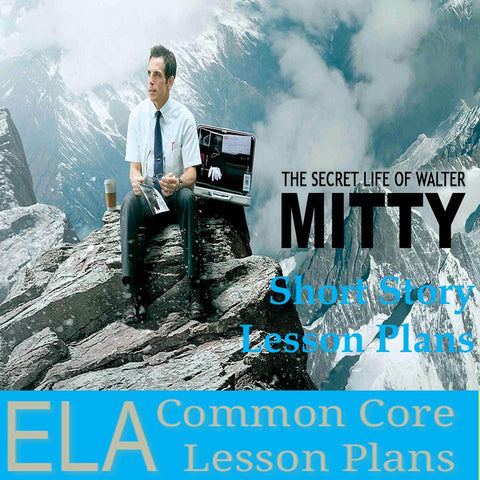 """The Secret Life of Walter Mitty"" Short Story Unit Plan"