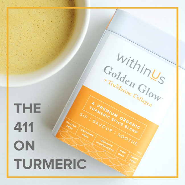 THE 411 ON TURMERIC