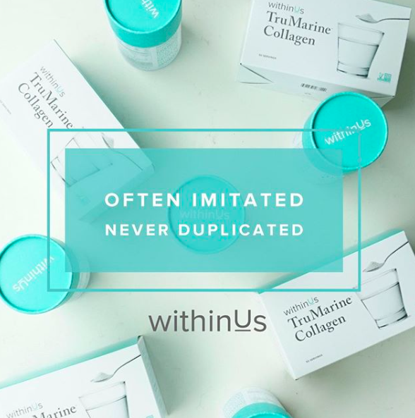 WITHINUS TRUMARINE COLLAGEN, THE (NOT SO SECRET) WELLNESS STAPLE ~ WITHINUS TEAM