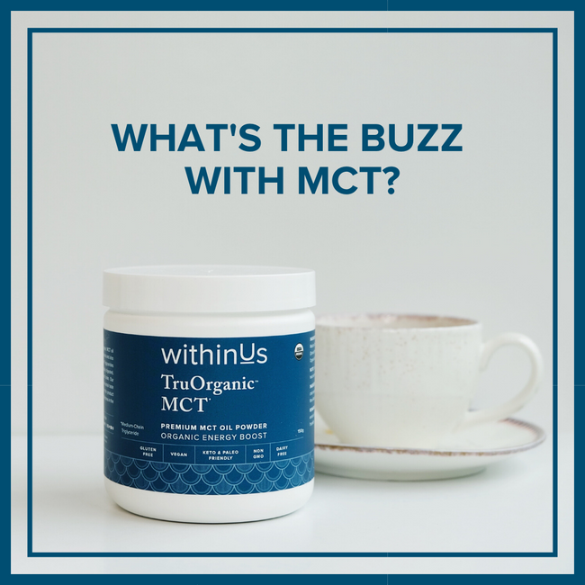 WHAT'S THE BUZZ WITH MCT? ~ withinUs Team