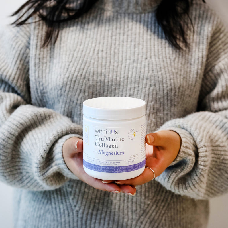 IMMUNITY BOOSTER: WITHINUS TRUMARINE™ COLLAGEN + MAGNESIUM