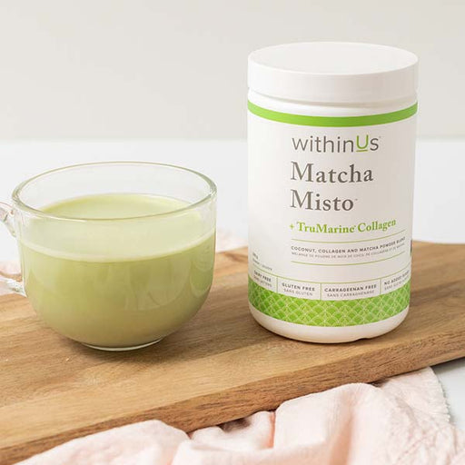 Matcha Misto + Collagen