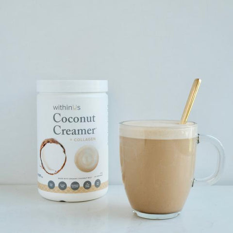 Collagen + Coconut latte