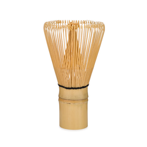 Bamboo whisk for preparing matcha