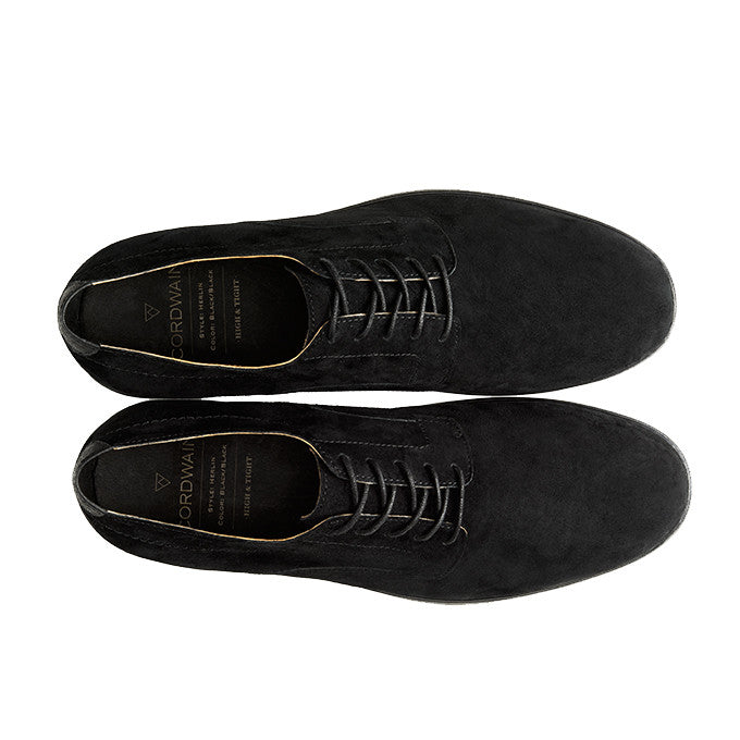 CRDWN footwear - herlin black shoe