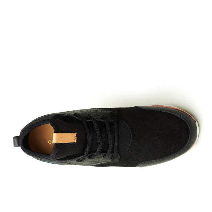 CRDWN footwear - wasson black wasson shoe