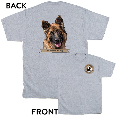 German Shepherd Resource and Rescue Center - Bear Shirts