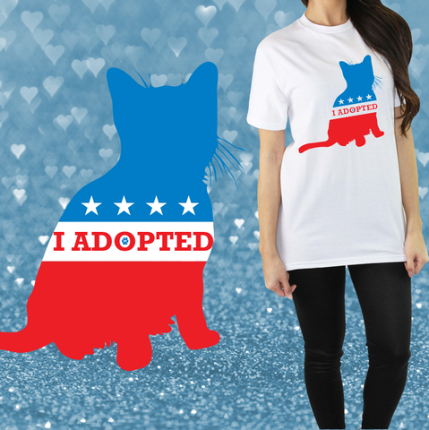 I Adopted - Cat