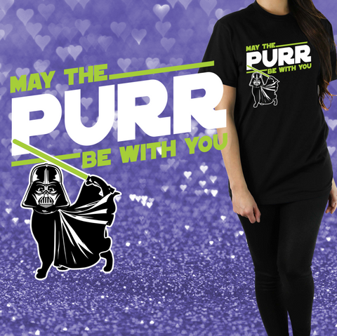 May The Purr Be With You
