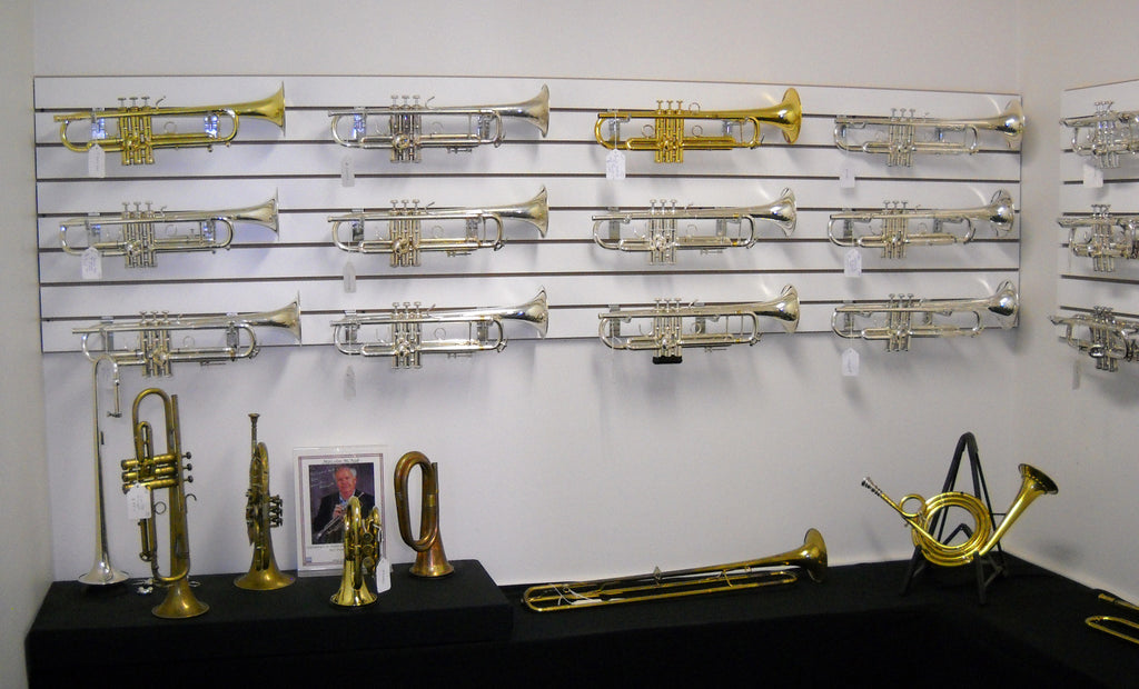 Where To Buy a Trumpet