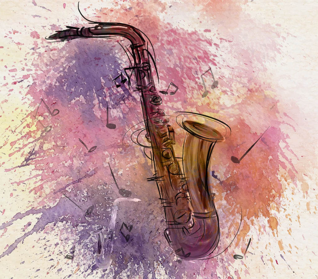 Is a saxophone a brass instrument?