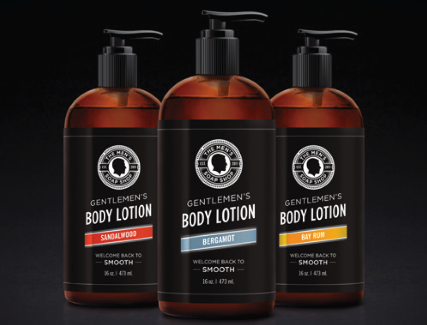 Body Lotion Sandalwood (case of 5) with Tester