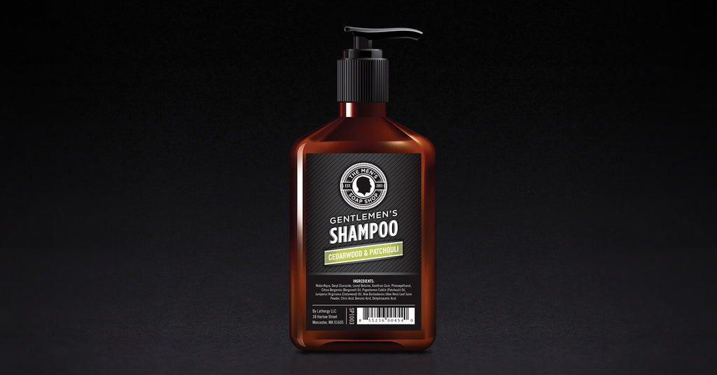 Shampoo Cedarwood Patchouli (case of 5)