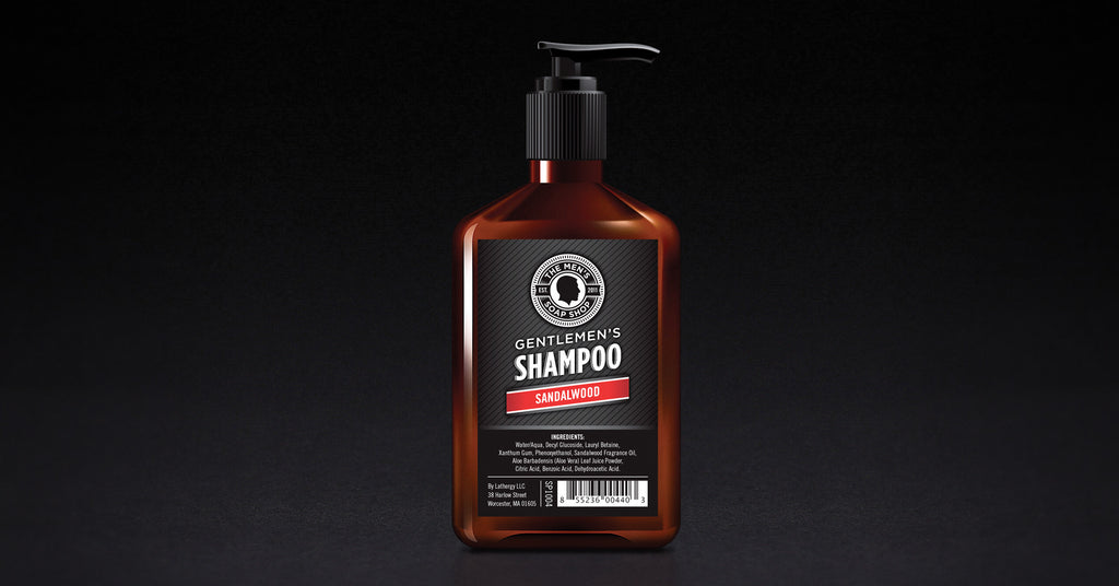 Shampoo Sandalwood (case of 5)