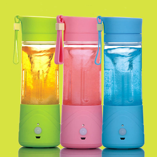 Smoothie Maker for OUTDOOR TRAVEL !  USB Portable Juicer - Free Shipping