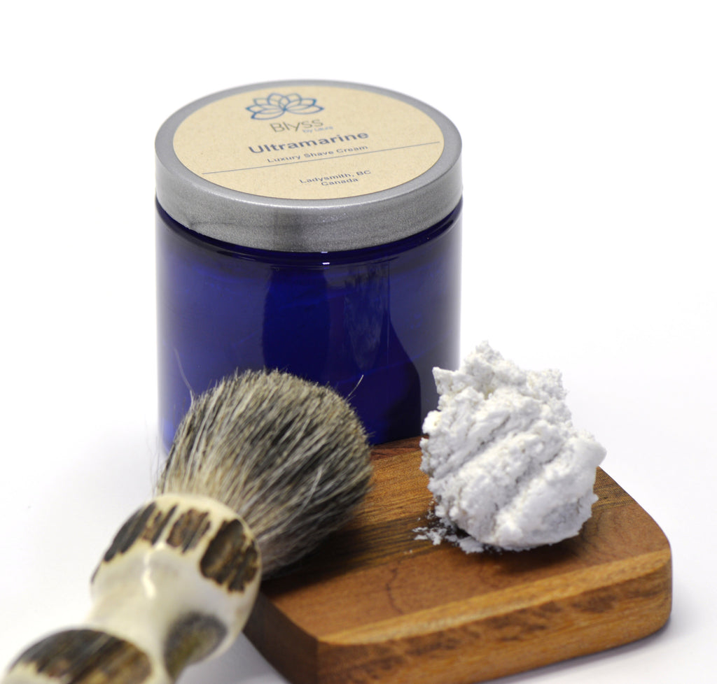 Ultramarine Shaving Cream